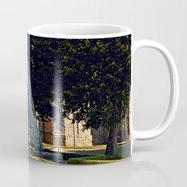 The war memorial of Eggendorf im Traunkreis Coffee Mug