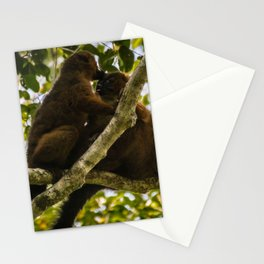 Kisses in the Wild Stationery Cards