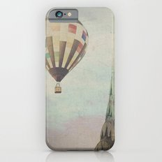 Balloon over the Chrysler Slim Case iPhone 6s