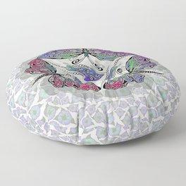BUTTERDOLPHINS Floor Pillow