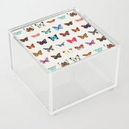 Butterflies Acrylic Box