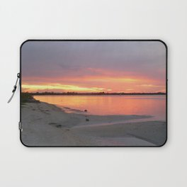 Sunset Waters Laptop Sleeve