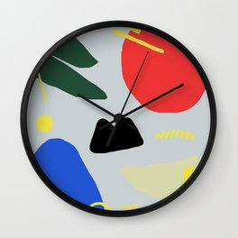 Primary Chunker Wall Clock