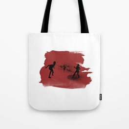 Spitter! Tote Bag