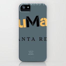 #Ferrum iPhone Case