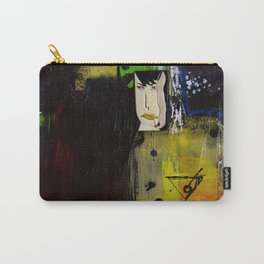 At The Bar And Bistro by Kathy Morton Stanion Carry-All Pouch