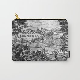 Welcome to Fabulous Las Vegas Carry-All Pouch