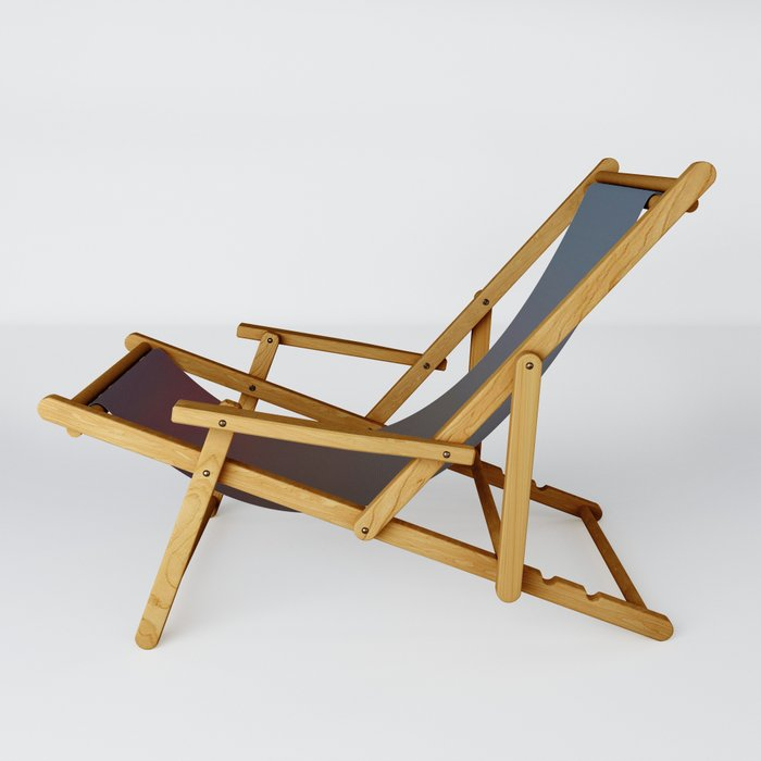 Sunset Moon Sling Chair