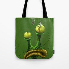 Powerful Idea Tote Bag
