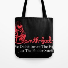 Banth fod A - for dark shirts Tote Bag
