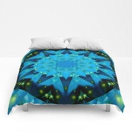 Mandala Source of light Comforters