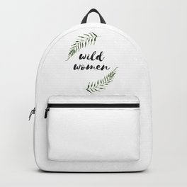 wild women Backpack