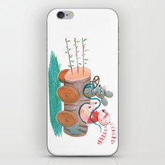 car 2 iPhone & iPod Skin