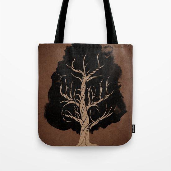 Let The Tree Grow Tote Bag