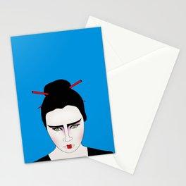 Grumpy Geisha // Japanese Style Stationery Cards