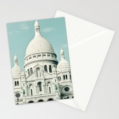 Sacre Coeur Stationery Cards