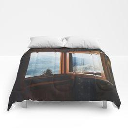 Dolomite Cabin Comforters