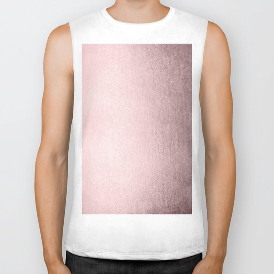 Simply Rose Gold Palace Biker Tank