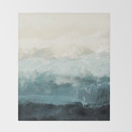 Coast Throw Blanket