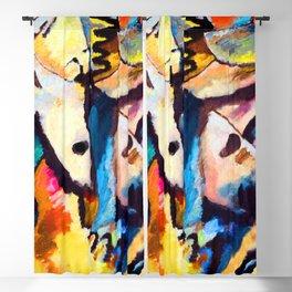 Wassily Kandinsky Improvisation XIII Blackout Curtain