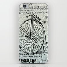 Old Times iPhone & iPod Skin