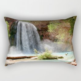 Cascades Rectangular Pillow