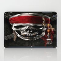 pirate iPad Cases featuring PIRATE by Acus