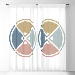 Modern Scandinavia #3 Blackout Curtain
