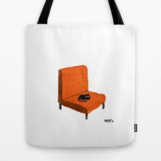 Favorite Chair Tote Bag
