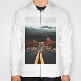 Road to Valley of Fire Hoody