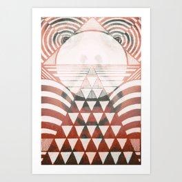 I've Seen Some Things Art Print