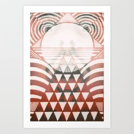 I've Seen Some Things Art Print