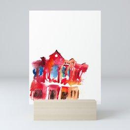 Lowry Mini Art Print