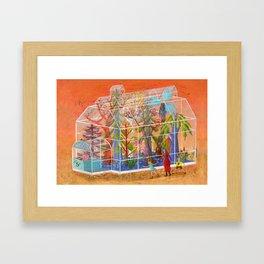 Botanic Framed Art Print