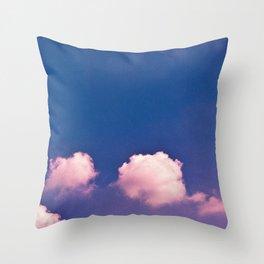 Cloud 01 Throw Pillow