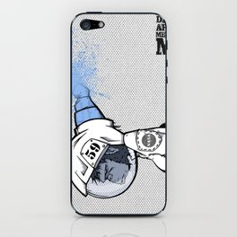 able.baker.perfect. iPhone Skin