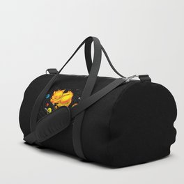 The Center Of My Universe Duffle Bag