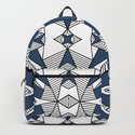 Triangle Tribal #2 Navy by projectm