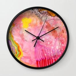 Back Porch Music Wall Clock