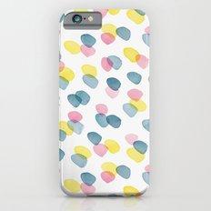pastel dots iPhone 6s Slim Case