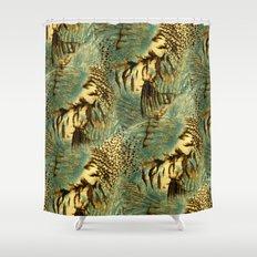 Sea Safari Shower Curtain
