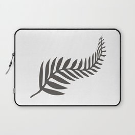 Silver Fern of New Zealand Laptop Sleeve
