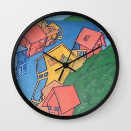La Parguera Wall Clock