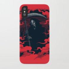 Mort iPhone X Slim Case