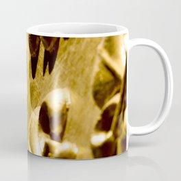Parisian Gold Fluer De Lis Embossed Design Coffee Mug