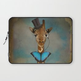 Sir Alfred Laptop Sleeve