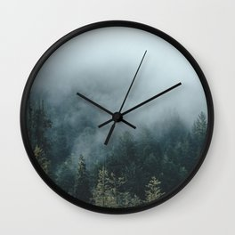 The Smell of Earth - Nature Photography Wall Clock