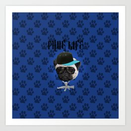 Phug Life Art Print