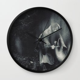 The Shamans Dance Wall Clock