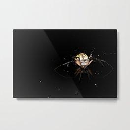 Gwen the Spider Metal Print